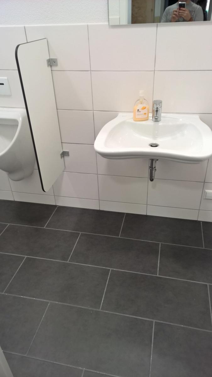 Toiletten Herren #1
