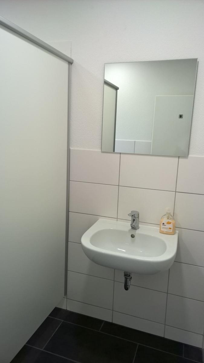 Toiletten Damen #1